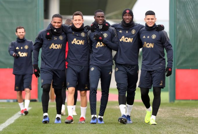 Arsenal Considering A Move For Manchester United Defender