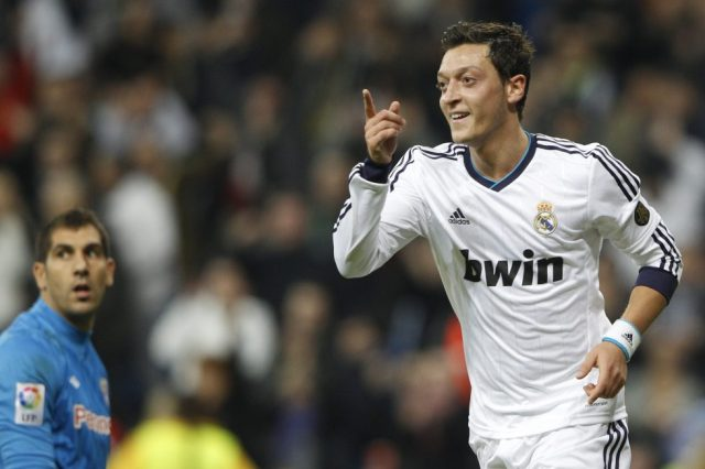 Arsenal Most Expensive Signing Mesut Ozil