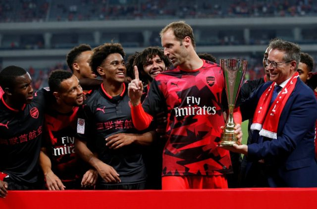 Arsenal Trophies