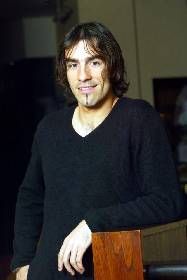 Ex-Arsenal Players With Best Long Hair