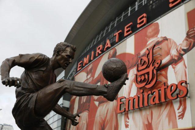Best Arsenal Forwards