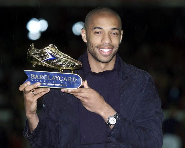 Best Arsenal Striker Of All Time