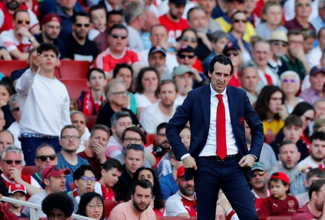 Emery tells team to accept criticism