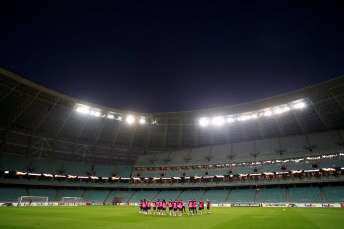 UEFA Requested Arsenal To Launch A Joint Effort To Ensure Supporters Reach Baku For The Europa League Final