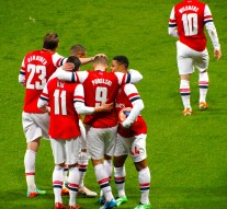 Arsenal-Shorts