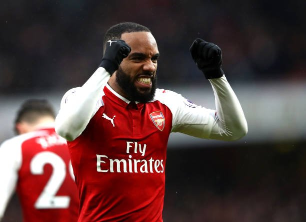 Lacazette Provides Update On His Injury