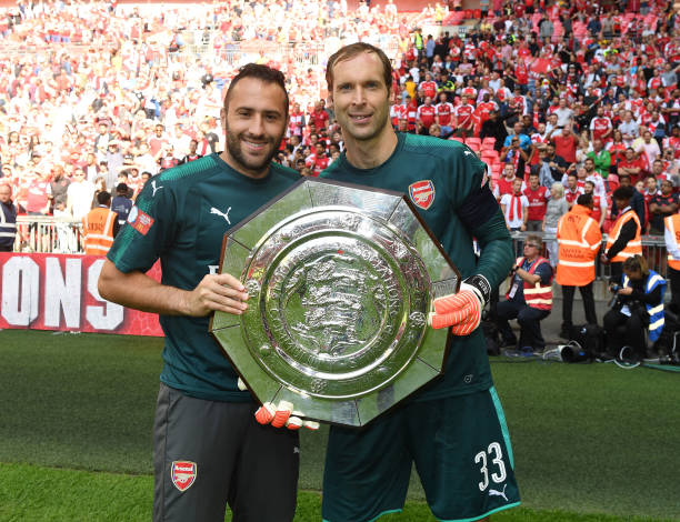 Wenger To Start David Ospina Today