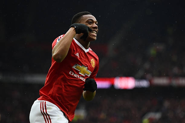 ARSENAL TRANSFER TARGET ANTHONY MARTIAL