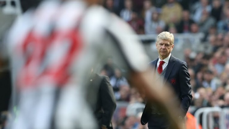 ARSENE WENGER DISAPPOINTED