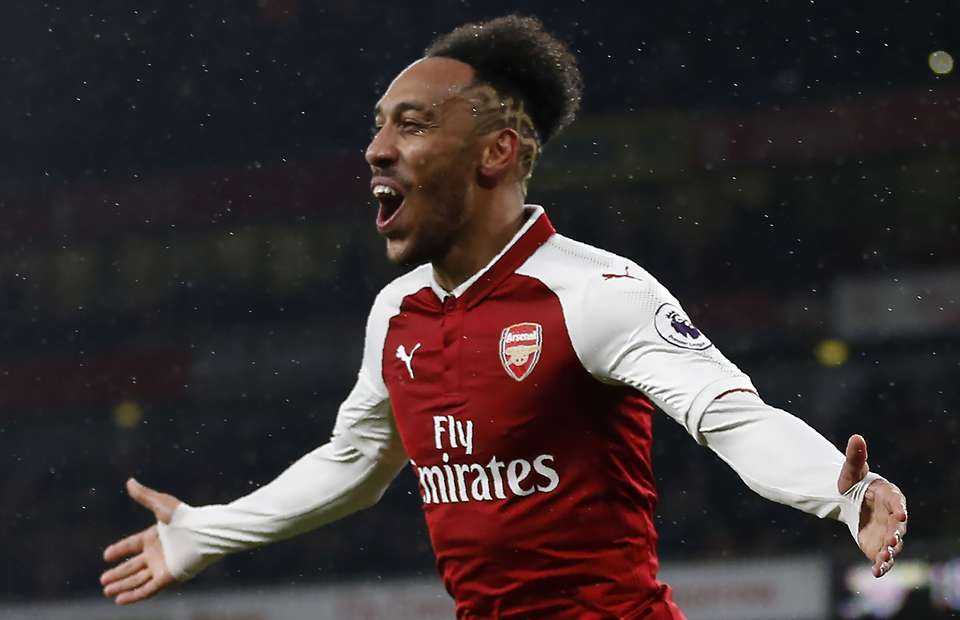 Aubameyang Makes His Say On New Manager Unai Emery