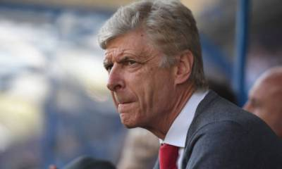 The Gunners manager