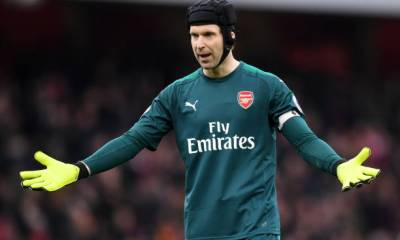 Petr Cech replacement Bernd Leno