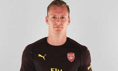 Arsenal New Signing Bernd Leno