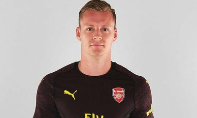 Arsenal New Signing Bernd Leno