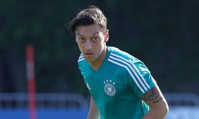 German international Mesut Ozil