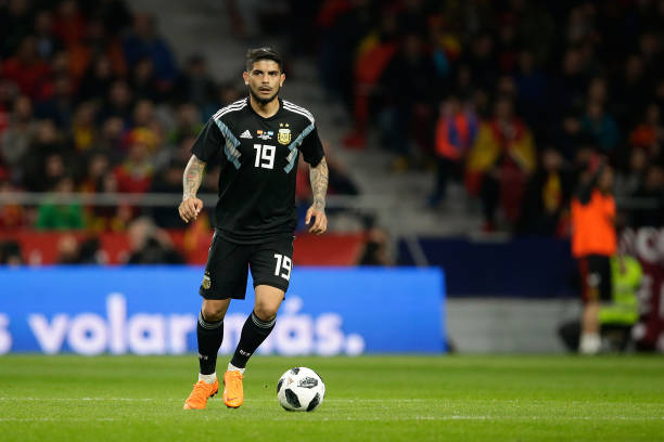 Report: Ever Banega Wants Move To Arsenal But On One Condition