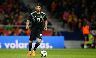 SEVILLA MIDFIELDER EVER BANEGA