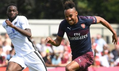 Aubameyang Vs Boreham Wood