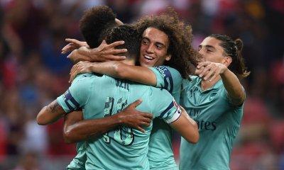 Arsenal 5 Vs 1 Paris Saint Germain Video Highlights