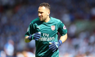 Arsenal Goalkeeper David Ospina