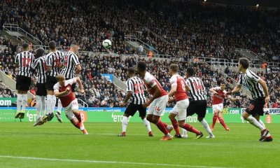 Newcastle United Vs Arsenal