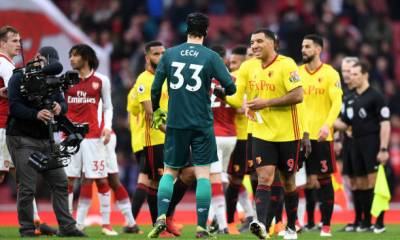 Arsenal Vs Watford
