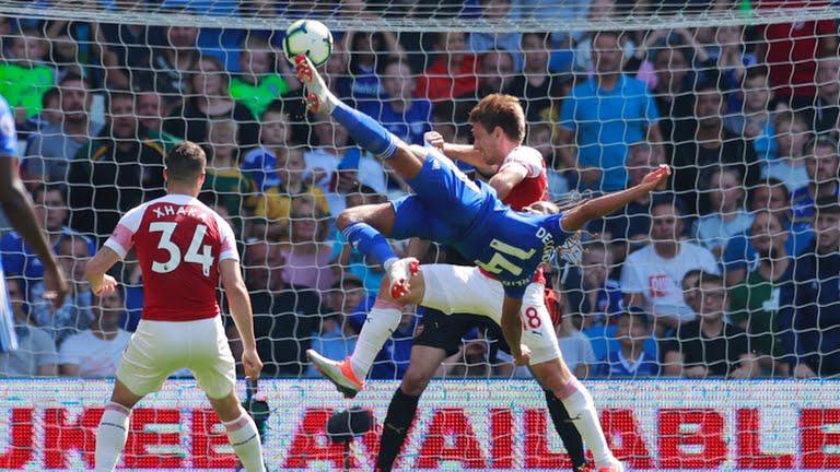 Arsenal Vs Cardiff City