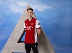 Arsenal home kit 2021/22