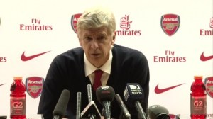 Arsene Wenger after FA Cup win over Liverpool