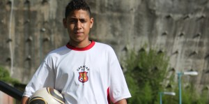 Leomar Pinto - Arsenal trial for Venezuelan youngster