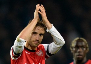 Flamini says Arsenal players have mentality to compete with best teams!