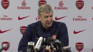 Come early if there is tube strike on Monday, says Arsene