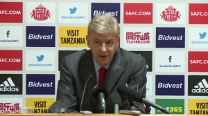 Arsene happy with back-to-back wins