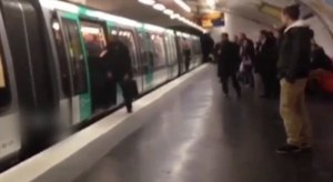 Paris metro incident puts racism in football back in the spotlight