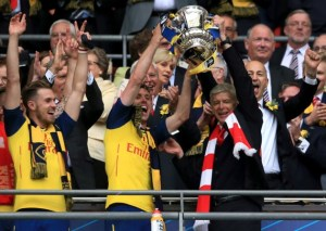 Record 12th FA Cup triumph for Gunners