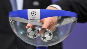 Gunners await Champions League group stages draw