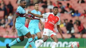 Young Gunners go nap against Hammers