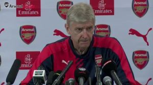 Wenger prepares for Foxes!