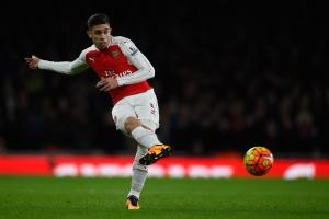 Gabriel set for Gunners return (Photo Getty)