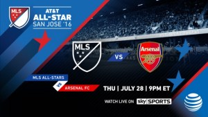 Arsenal are US bound for pre-season