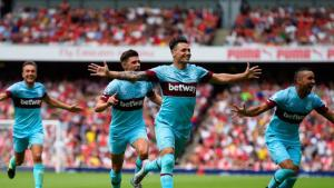 Gunners seeking revenge for opening day defeat