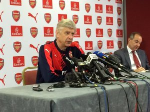 Arsene denies media speculation on 2 year contract extension