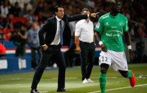Unai Emery ready for PSG's clash with Gunners