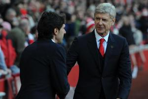 Arsene and Aitor meet for first time in Premier League fixture