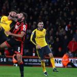Arsenal produce Jekyll & Hyde performance to snatch point in six goal thriller