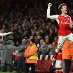 Arsenal snatch late winner to beat the Foxes