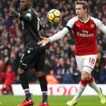 Arsenal claim their first win of 2018