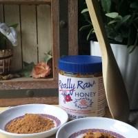 Honey, Cinnamon, and Nutmeg Mask: Spa Days at Home