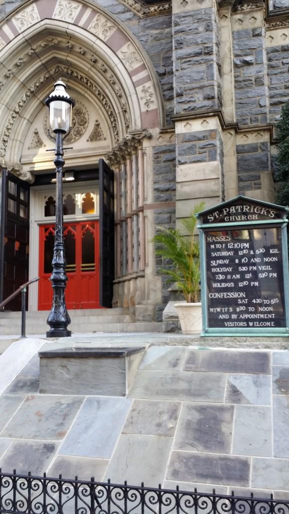 St. Patrick's Catholic Church DC