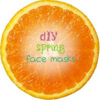 10 Perfect-for-Spring Homemade Face Masks: Spa Days at Home